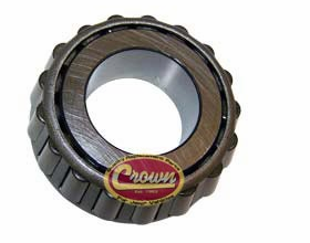 5) Front output shaft bearing for 1972-79 Jeeps with model 20 transfer case