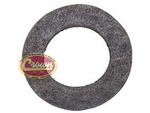 7) Felt seal, output shaft, front and rear, use with Dana Spicer 18 transfer case