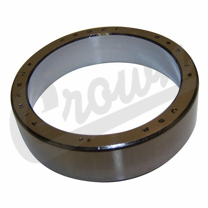Crown [ U52800 ] Axle Shaft Bearing Cup with Tapered Axle, fits 1945-71 Jeep & Willys w/ Dana 41 & 44 rear axle