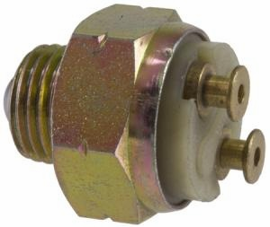 Backup light switch, fits 1980-86 Jeep CJ vehicles with T-176 or T-177 4 speed transmissions