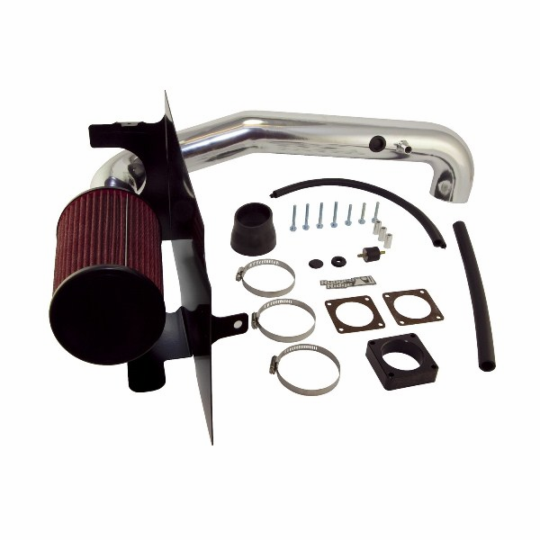 Cold Air Intake Kit, 4.0L, 97-06 Jeep Wrangler TJ by Rugged Ridge
