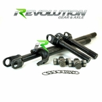 Discovery Series Front Axle Kit for 1990-06 Jeep Dana 30 front W/5-760X U/joints 30 Spline Upgrade