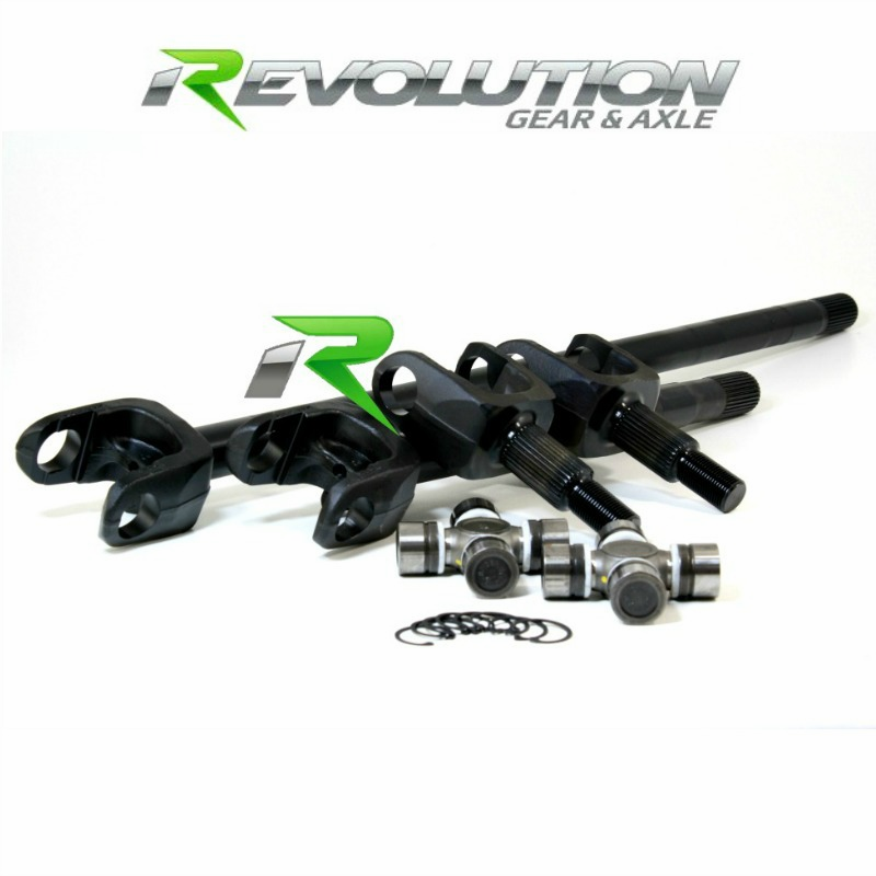 Discovery Series Jeep Wrangler JK Dana 30 Front Axle Kit