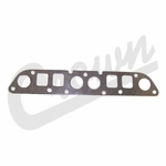 Exhaust Manifold Gasket, 1983-86 Jeep CJ w/ AMC 2.5L engine