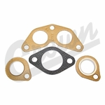 Exhaust Gasket Set, F-134 Hurricane, 1953-71 Willys Jeep CJ-3B, CJ-5, CJ-6