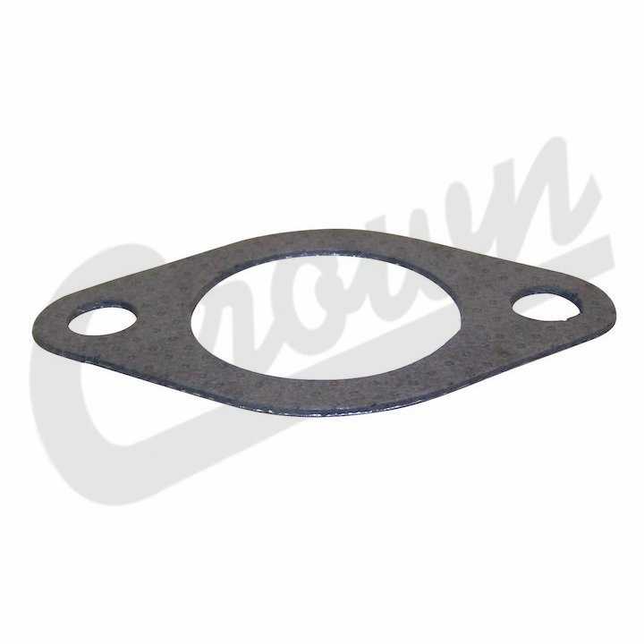 Exhaust Manifold To Front Pipe Gasket, 1945-71 Willys Jeep CJ-2A, CJ-3A, CJ-3B, CJ-5, CJ-6