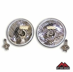 """Halogen Lamp Conversion Kit, 7"""" Round by RT Off-Road"""