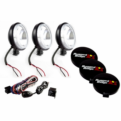 Halogen Offroad Lighting