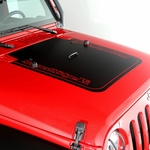 Hood Decal, Rugged Ridge, for 2007-17 Jeep Wrangler JK