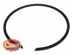Inner snap ring, 1967-75 Jeep CJ-5, CJ-6 with T-14 transmission
