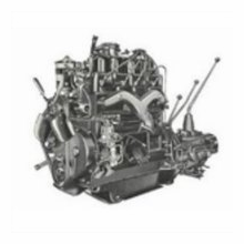 Jeep F-134 4 Cylinder Engine Parts