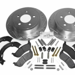 Jeep Performance Brakes & Steering