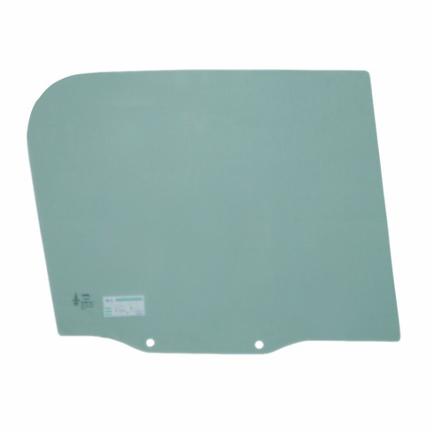 PPR [ 307695RGTN ] Jeep replacement right side door glass, fits 1976-86 Jeep CJ-7 replacement glass