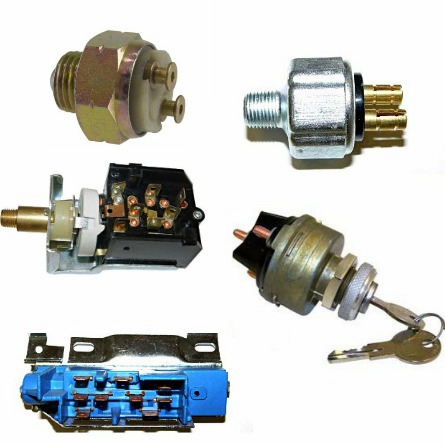 Jeep Switches