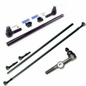 Jeep Tie Rods and Draglinks