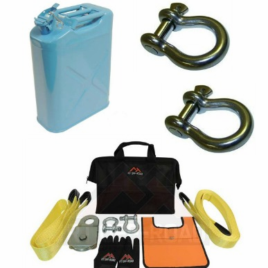 Jeep Winches & Recovery Gear