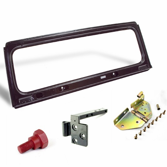 Jeep Windshield Parts & Accessories