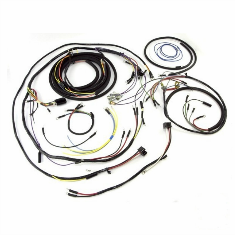 Jeep Wiring Harness Kits