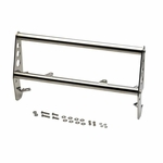 Kentrol Grill Guard  Polished Stainless Steel, Jeep CJ 1955-86