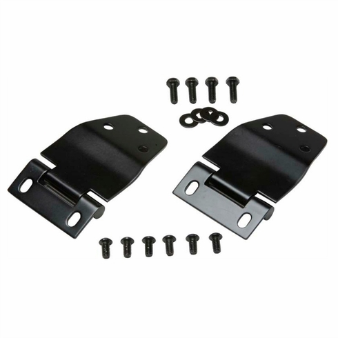 Kentrol 50421 Hardtop Liftgate Hinge Set Black Powder