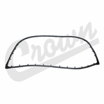 Crown Hardtop Liftgate Weatherstrip Seal for 1981-1986 Jeep CJ-7 Models