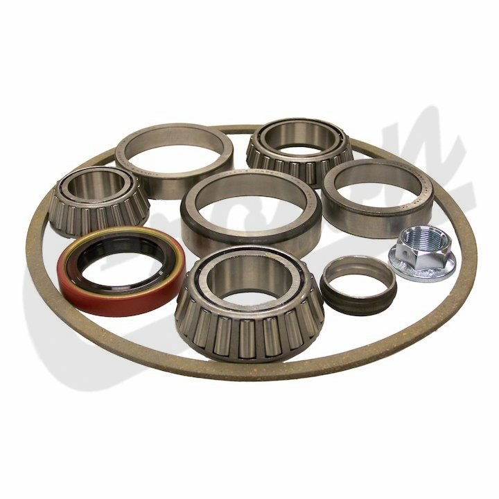 Master Bearing & Seal Kit, fits 1976-86 Jeep CJ with AMC Model 20 Rear Axle