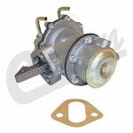 New fuel pump, fits 1953-71 Jeep 4 cyl-134 with vacuum wipers