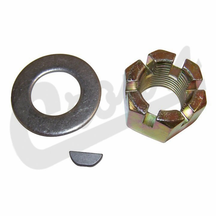 Nut & Washer Kit for 1976-86 Jeep CJ Series with AMC Model 20 Rear Axle