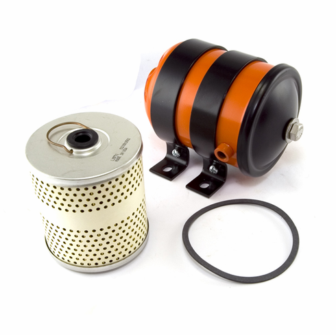 OMIX [ 808042 ] Oil filter canister, �includes filter c-3 small civilian type filter