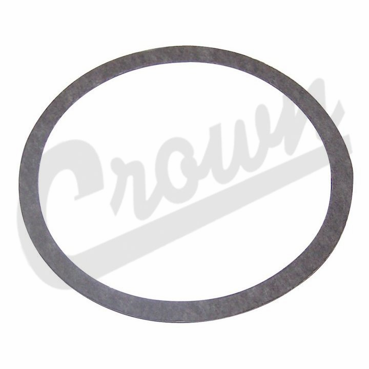 Crown [ J0636565 ] Pinion Seal Gasket, Dana 25, 27, 41 & 44, fits 1945-1975 Jeep CJ2A, CJ3A, CJ3B, CJ5 & CJ6