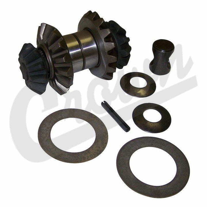 Standard Differential Gear Set, fits 1976-86 Jeep CJ with AMC Model 20 Rear Axle