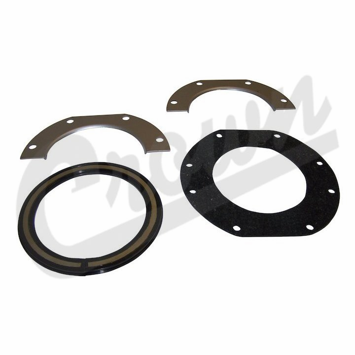 Crown [ J0915664 ] Steering Knuckle Seal Kit, Dana 25 & 27, fits 1945-1971 Jeep CJ2A, CJ3A, CJ3B, CJ5 & CJ6