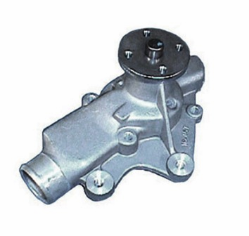 Water pump, fits 1981-86 Jeep CJ with 2.5l or 4.2l engine with�serpentine belt, rev. rotation