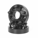 Wheel Adapters, 1.375 Inch, 5 x 4.5-inch to 5 x 5-inch by Rugged Ridge