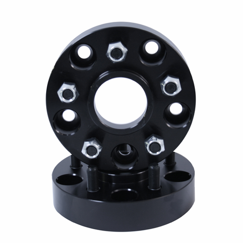 Wheel Adapters, 1.375-Inch, 5 x 5-Inch to 5 x 4.5-Inch Bolt Pattern by Rugged Ridge