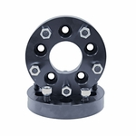 Wheel Adapters, 1.375 Inch, 5 x 5-Inch to 5 x 5.5-Inch Bolt Pattern by Rugged Ridge