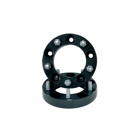 Wheel Spacers, 1.25 Inch, 5 x 5.5-Inch Bolt Pattern by Rugged Ridge