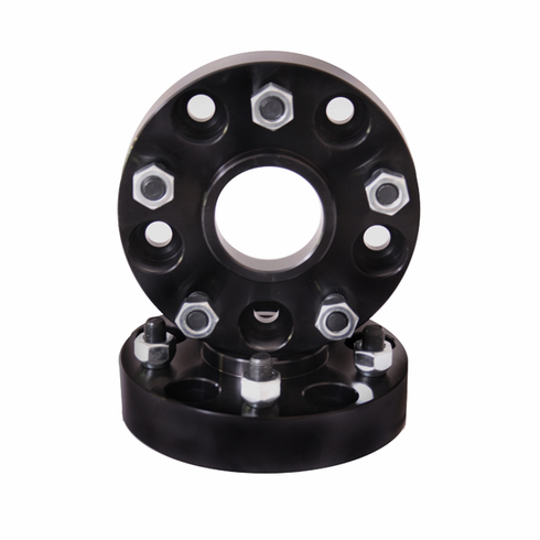 Wheel Spacers, 1.5-inch, 5 x 4.5-Inch Bolt Pattern by Rugged Ridge