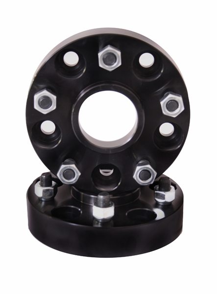 Wheel Spacers, 1.5 Inch, 5 x 5.5-Inch Bolt Pattern by Rugged Ridge