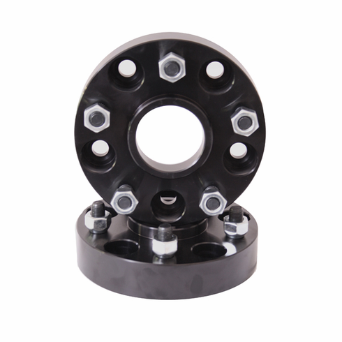 Wheel Spacers, 1.5 inch, 5 x 5-Inch Bolt Pattern by Rugged Ridge