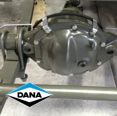 Willys Jeep Front Axle Parts for Dana 25 and 27