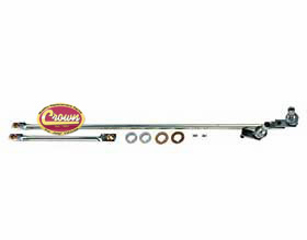 Windshield wiper linkage kit, (kit includes: wiper linkage and hardware) 1976-86 Jeep CJ
