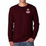 CCSO Maroon Long Sleeve