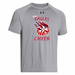 FSK Jr. Eagles Cheer Under Armour Tee