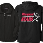 Maryland Stars Digital Print Jacket