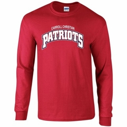 Patriots 50/50 Long Sleeve