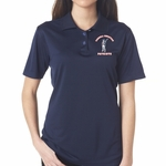 Patriots Women's Moisture Wicking Polo