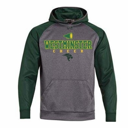 Wildcats Cheer UA Storm Armour Fleece Hoodie