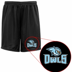 Westminster Owls Mesh Shorts