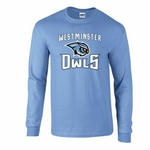 Westminster Owls Long Sleeve Tee